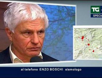 E' morto Enzo Boschi, per 12 anni direttore dell'Ingv