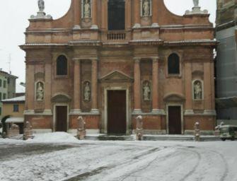 Tutto pronto per il piano neve a Reggio