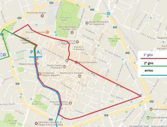 Domenica si corre la maratona di Reggio, come cambia la circolazione