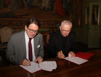Musei del Duomo, firmata convenzione tra Comune di Modena e Basilica