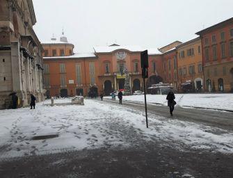Prevista la prima neve in pianura