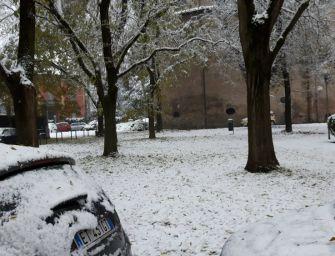 In Emilia prevista la neve a bassa quota