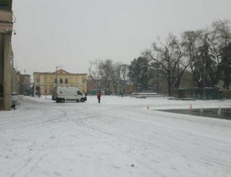 Domenica previste deboli nevicate su tutta la regione