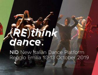 A Reggio la quinta edizione di New Italian Dance Platform