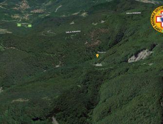 Coppia di escursionisti bolognesi salvati dal Soccorso Alpino sul Passo della Cisa