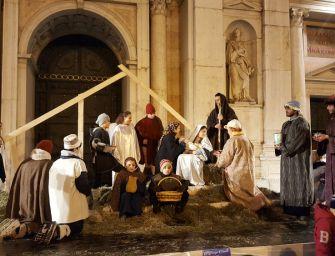 Reggio. In San Prospero la sesta edizione del presepe vivente