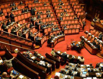 Positivi 2 5s: si fermano i lavori al Senato