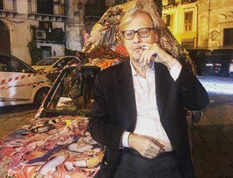 """Sgarbi in campo: """"Ma non come sindaco"""""""