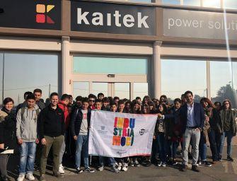 Alla Kaitek Flash Battery di Calerno porte aperte agli studenti