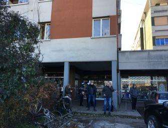 Le indagini sul rogo in via Turri