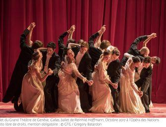 Reggio. Al Valli Ballet du Grand Théâtre de Genève in Callas