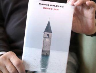 """Reggio, """"Finalmente Domenica"""" ricomincia con """"Resto qui"""" di Marco Balzano"""