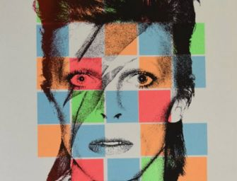 David Bowie Days a Reggio