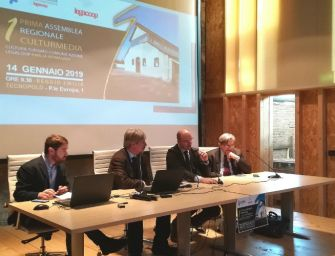 CulTurMedia, a Reggio la prima assemblea congressuale regionale