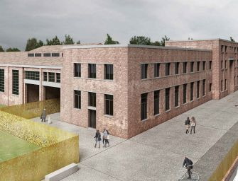 Modena. Ex Fonderie sede Istituto storico