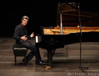 Alla Cavallerizza tornano le lezioni concerto di Emanuele Ferrari