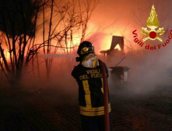 Incendi boschivi, stato di allerta in Emilia