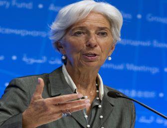 Fmi: l'Italia freno per l'economia mondiale. Salvini: minaccia siete voi