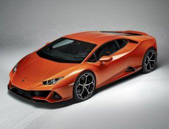 Lamborghini, ecco la nuova Huracan EVO