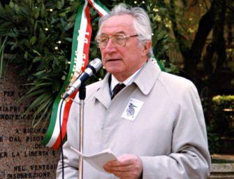 Scomparso a 95 anni il partigiano reggiano Giannetto Magnanini