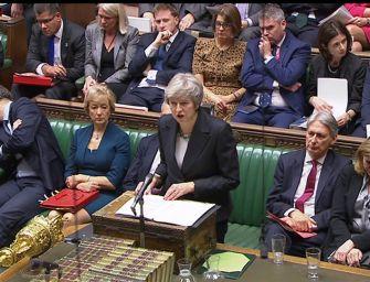 Brexit, accordo bocciato con 230 voti di scarto