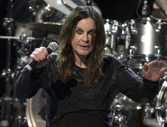 Ozzy Osbourne malato, slitta intero tour
