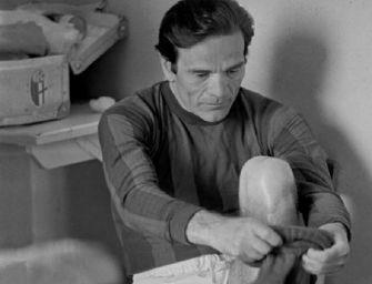 Valerio Curcio, 'Il calcio secondo Pasolini'