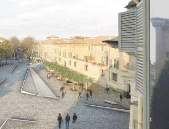 24emilia video. Il cantiere di piazza del Cristo e il destino dei tassi