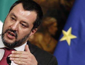 Diciotti, Salvini: il processo non va fatto, io non mollo