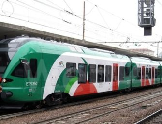 Treni regionali, boom di pendolari