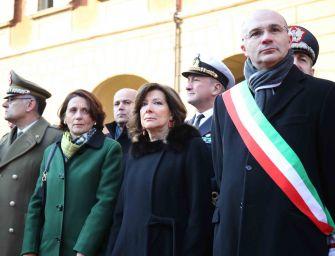 I video di 24emilia, a Reggio il 222esimo del Tricolore