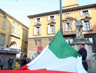 Mattarella: la nostra storia nella bandiera