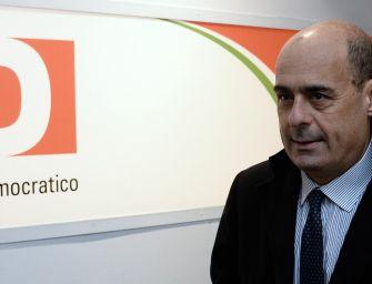 Congressi Pd in Emilia: Zingaretti al 48%, poi Martina e Giachetti