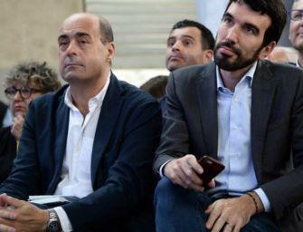 Primarie circoli Pd: Zingaretti in testa col 48,8%