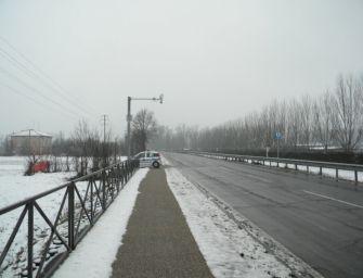Autovelox fisso su provinciale per Cavriago