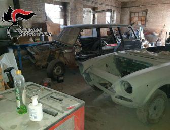 Cavriago, carrozzeria abusiva: 2 denunce