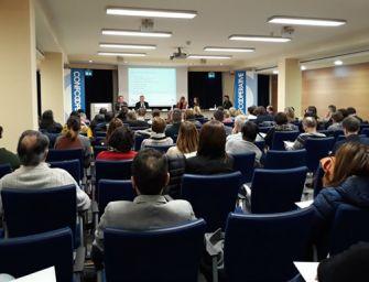 Giovani cooperatori di Confcooperative Reggio a confronto con Chiara Nasi (Cir Food) per parlare di risorse umane