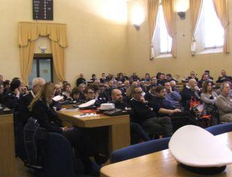 Polizia locale, oltre 100 agenti a Reggio per discutere di codice della strada