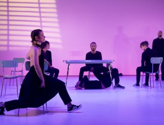 Reggio. Alla Fonderia Dacru Dance Company con 'The kitchen theory'