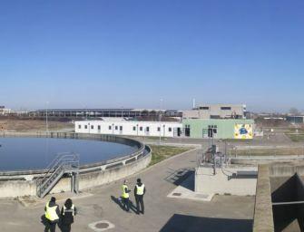 Parco industriale di Mancasale: 5,2 milioni di euro per il depuratore delle acque reflue