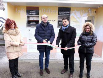 Raccolta differenziata, a Reggio Emilia tre nuove mini-ecostation in centro storico