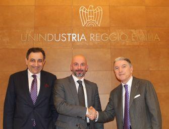 Di Gregorio direttore generale di Unindustria Reggio Emilia