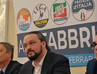 Ferrara, è il leghista Alan Fabbri il candidato sindaco del centrodestra