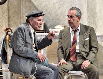 Al Valli 'Questi Fantasmi' di De Filippo, regia di Marco Tullio Giordana