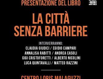 """A Reggio la presentazione del libro """"La Città Senza Barriere"""""""