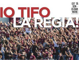 """""""Io tifo la Regia!"""", RE Città senza Barriere e Reggio Audace insieme per promuovere lo stadio per tutti"""