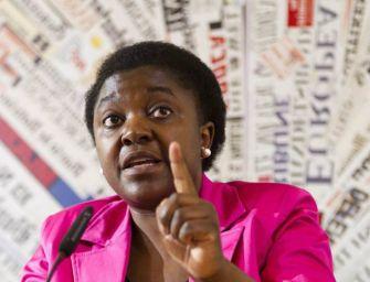 """Kyenge: """"Mio marito candidato nella Lega? Ne ha facoltà"""""""