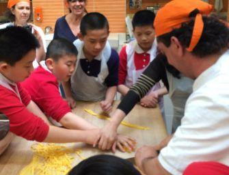Reggio: imparare a cena. Lezioni di cinese per bimbi da Manyi