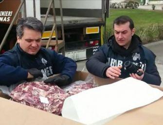 In una ditta di Modena sequestrate dai Nas 36 tonnellate di cibo scaduto