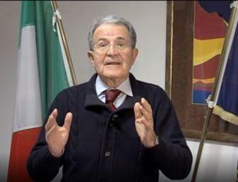 Primarie Pd, l'appello di Prodi: dobbiamo andare in tanti a votare